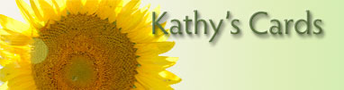 Kathy's Cards Logo